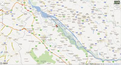 mosoni duna térkép Egy kalandos hétvégi vízitúra a Szigetközben   kenuval a Győri  mosoni duna térkép