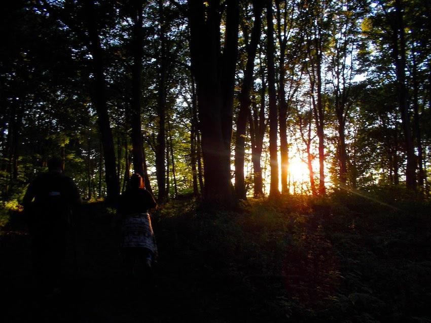 Éjszakai borzongás Éjféli borzongás a Gyilkos-tónál - hétvégi bakonyi kalandtúra